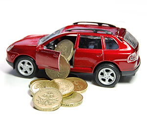 Cost of auto insurance